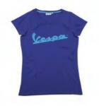 Vespa T-Shirt Women's Purple M - 606231M02V