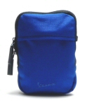 Vespa Mini Messenger Bag, Blue - 606339M003