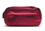 Vespa Toiletries/Shaving Bag, Red - 606346M002