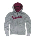 "Women's Hooded Sweatshirt ""Vespa"" M - 606384M03G"