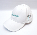 Vespa Baseball Cap 70th Anniv, White - 606449M00W