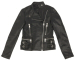 Moto Guzzi Women's Leather Jacket Medium