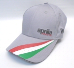 OEM Aprilia Ball Cap, Grey -606477M