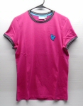 Women's Fucsia T-Shirt, Small  -606633M02F