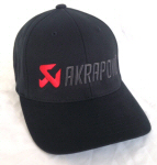 Flex Fit Akrapovic Logo Hat