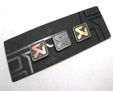 "Akrapovic ""Podium"" Pin Set 1/2 inch"