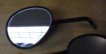 OEM Aprilia LH Rearview Mirror -#8104527