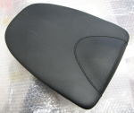 OEM Aprilia Rear Saddle, Black -8129374