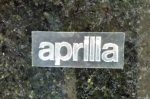 OEM Decal Aprilia 50x18 - 852489 (ex 860695)