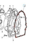 Stator Housing Gasket - 887003 (ex GU19001200)