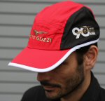 Moto Guzzi 90th Anniversary Ball Cap - 887657