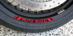OEM Moto Guzzi Wheel Sticker - 887971