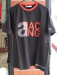 Aprilia Accessories T-Shirt Racing Black '10