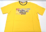 Aprilia RSV4 Intro T-shirt Yellow - 89432X