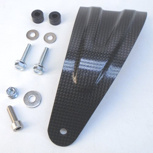 Carbon Fiber Hanger Bracket For Akrapovic