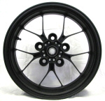 OEM Aprilia Forged Alum Rear Wheel V4 - 895410