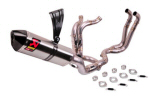 Aprilia EVO II Full Exh System By Akrapovic-Ti Can