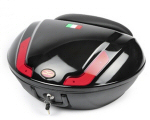Moto Guzzi Top Box Excal Grey, Norge - CM226706