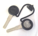 Moto Guzzi Key Blank With Trnsponder Chip - 977918