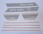 OEM Moto Guzzi Decal Set for V7 - 981081