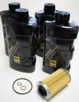 AF1 Racing Oil Change Kit For Late V990 Engines