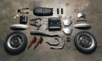 Moto Guzzi Scrambler Kit - For '13-'15 V7's