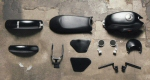 Moto Guzzi Dark Rider Kit for V7 Stone, V7 Special