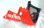 Red Lower Fairing Kit For Tuono V4