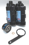 AF1 Racing Oil Change Kit w/Tool Capo 1200 & DD12