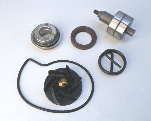 OEM Vespa Water Pump Rebuild Kit