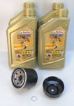 AF1 Racing Castrol Oil Change Kit V4's WITH TOOL