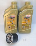 AF1 Racing Castrol Oil Change Kit '11-'19 V4's
