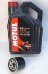AF1 Racing Motul Oil Change Kit '11-'19 V4's