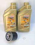 AF1 Racing Castrol Oil Change Kit '19 RSV4 1100 F