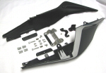 AF1 RSV4 Tail Conversion Kit For Tuono V4 - Black