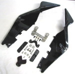 AF1 RSV4 Tail Conversion Kit Tuono V4 - MET Black