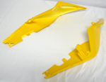 AF1 RSV4 Tail Conversion Kit For Tuono V4 - Yellow