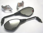European Turn Signal & Mirror Kit for MG Stelvio