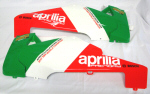 Tricolore Lower Fairing Kit For Tuono V4
