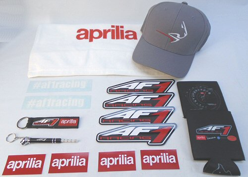 Aprilia Fan's Gift Assortment 2018, MD