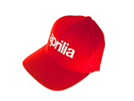 *RED* Aprilia Logo Hat