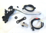 AF1 Racing Radial Brake Pump Kit For Tuono V4 ABS