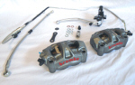 AF1 Racing Radial Pump and M430 Caliper Kit