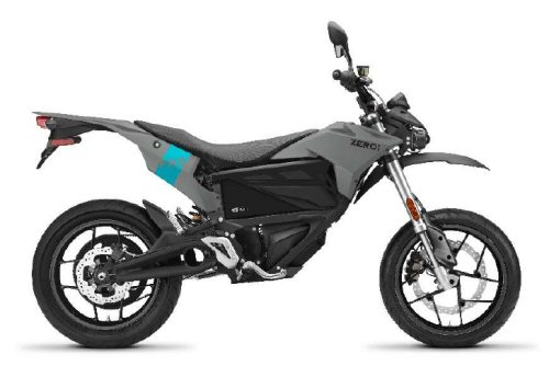 Rhino Blue Bodywork Kit For '14-'20 Zero FX/FXS