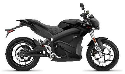 Black Bodywork Kit For '13-'20 Zero S