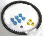 OEM Belt & Rollers Kit For Granturismo 200 NO TOOL