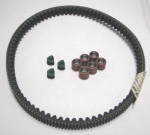 OEM Belt & Rollers Kit 250cc, 300cc (No Tools)