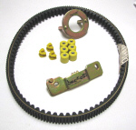 Belt & Rollers Service Kit, With Tools