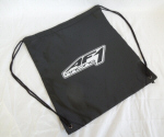 AF1 Racing Drawstring Bag - Black