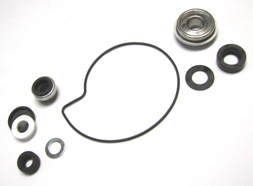 Water Pump Seals Kit -BASIC- For 500cc engines